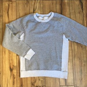 Lululemon Grey Crewneck